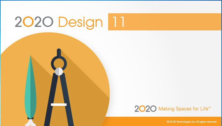 20-20 Technologies Inc. - 2020 Design 11 v11.5.2.11