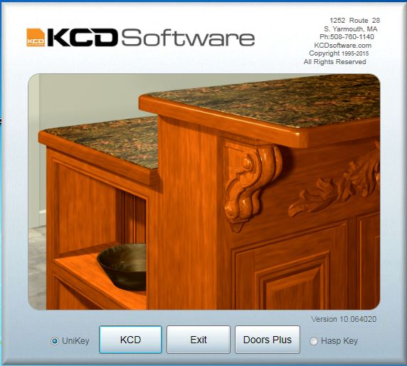 KCD Software Cabinet/Closet Suite v10.064.020