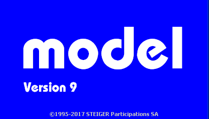STEIGER - Model v9.16 & Model Plus v1.16 x32 and x64 bit