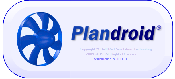 DelftRed Simulation Technology - Plandroid v5.1.0.3