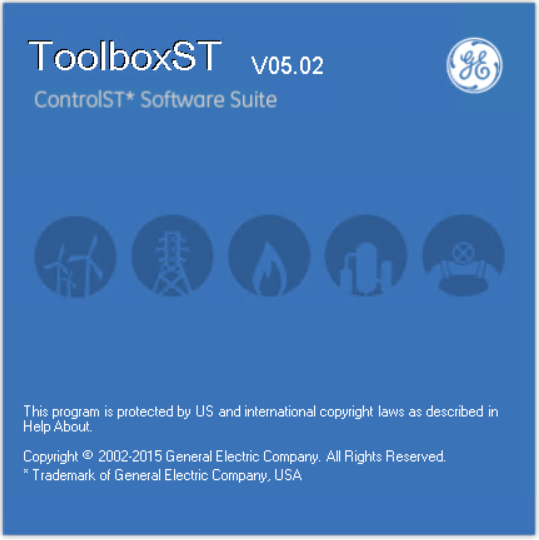 GE ControlST Software Suite v05.02.04C