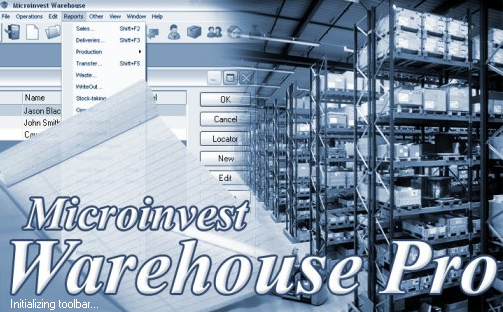 Microinvest - Warehouse Pro v3.07.055