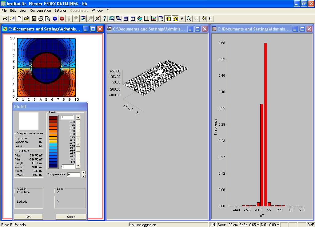 Brain Studio - FOERSTER FEREX DATALINE STD v3 2 0 1