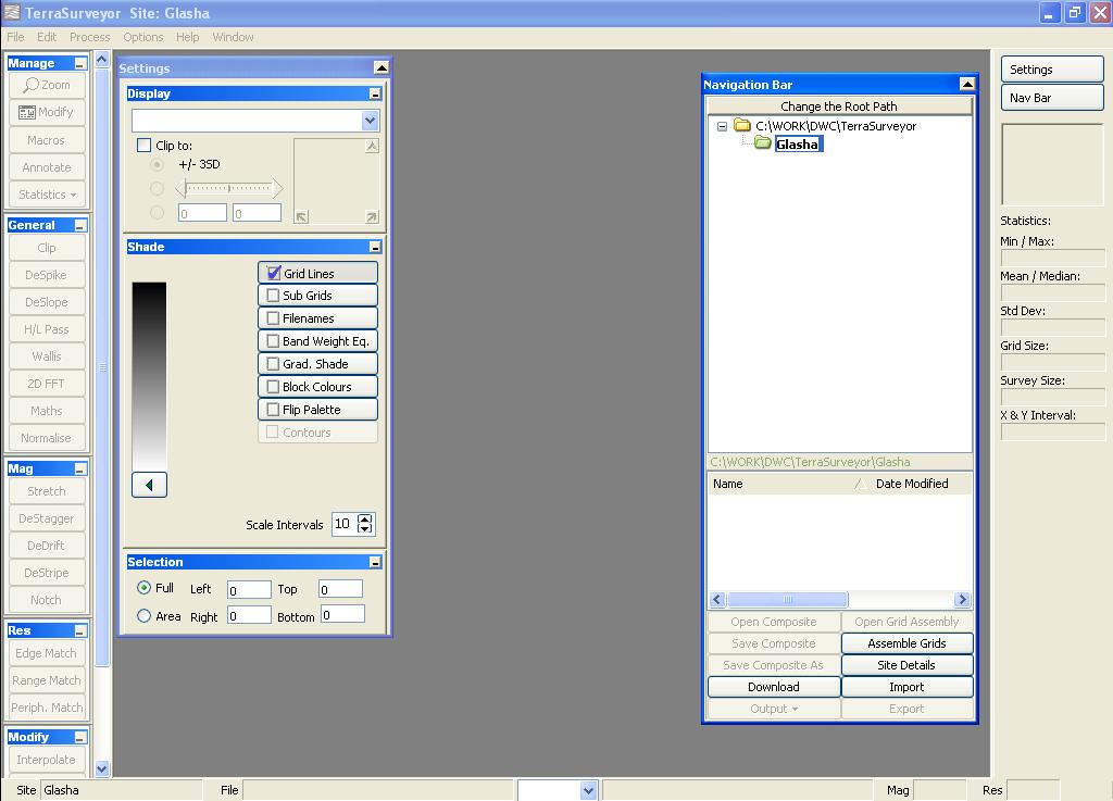 Brain Studio - DW Consulting - TERRASURVEYOR v3 0 33 6 TDI MATRIX