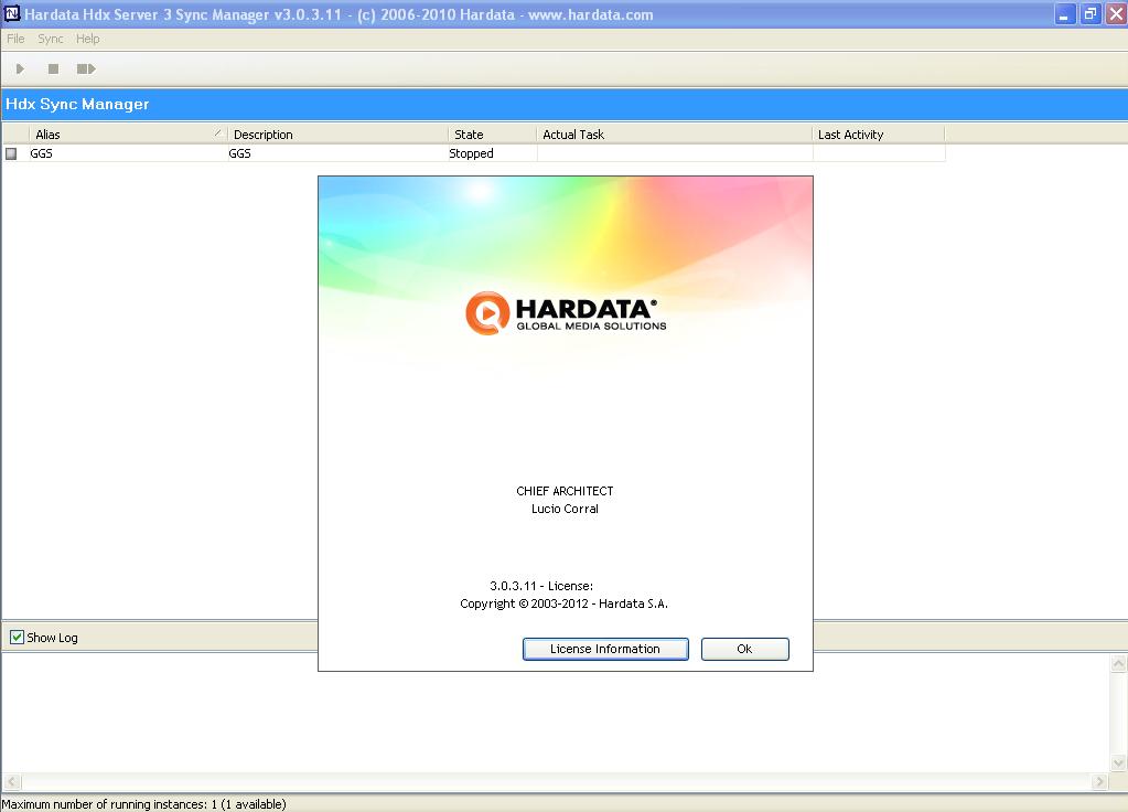 Brain Studio - HARDATA HDX IPlay 3 ROCKEY4 SMART Dongle Emulator