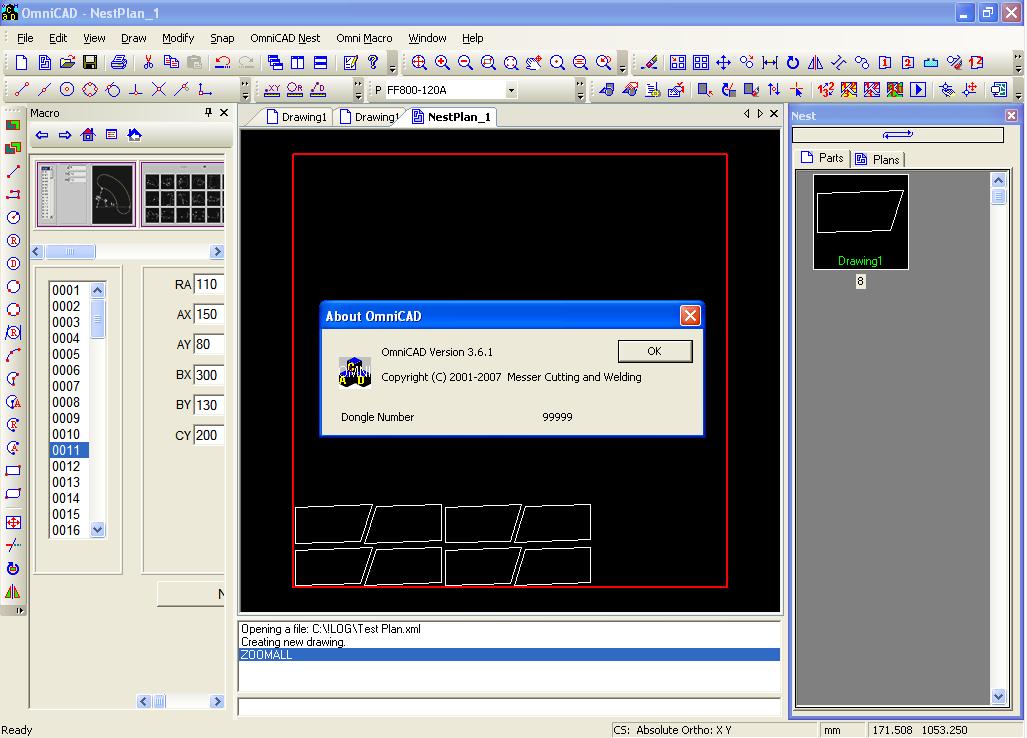 Brain Studio - Messer Cutting Systems GmbH - OmniCAD v3 6 1