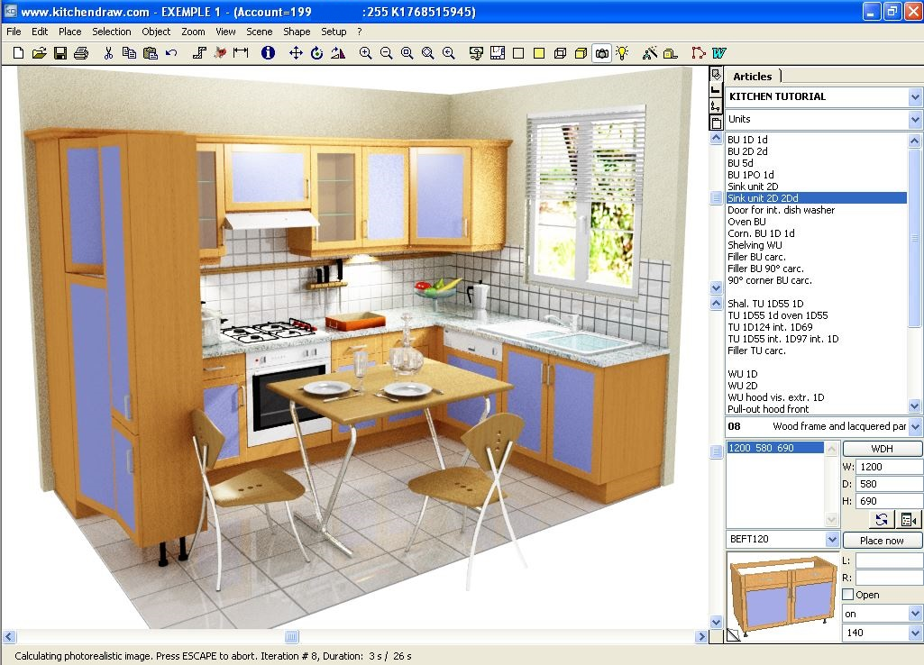 Brain Studio Kitchendraw V65 Eutron Smartkey Dongle Emulator
