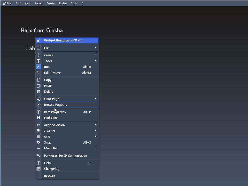 Brain Studio Widget Designer Professional Edition V4 0